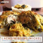 Lachs-Wirsing-Wickel