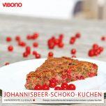 Johannisbeer-Schoko-Kuchen