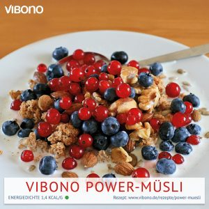 Vibono Power-Müsli