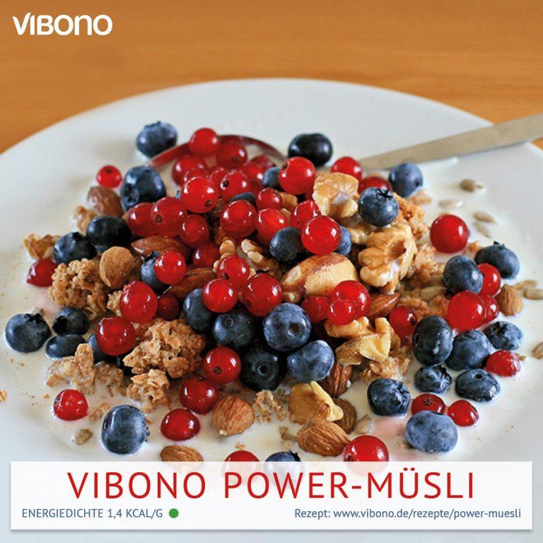 Vibono Power-Müsli