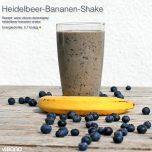 Heidelbeer-Bananen-Shake