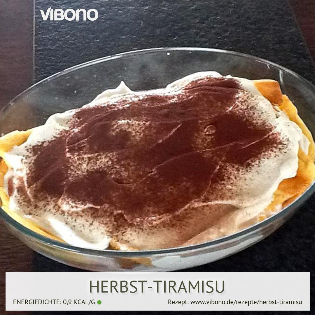 Herbst-Tiramisu