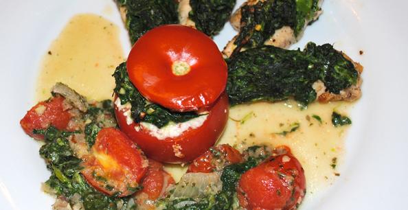 Tomaten mit tollem Geschmack füllen