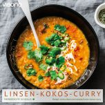 Linsen-Kokos-Curry