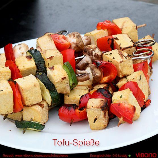 Tofu-Spieße