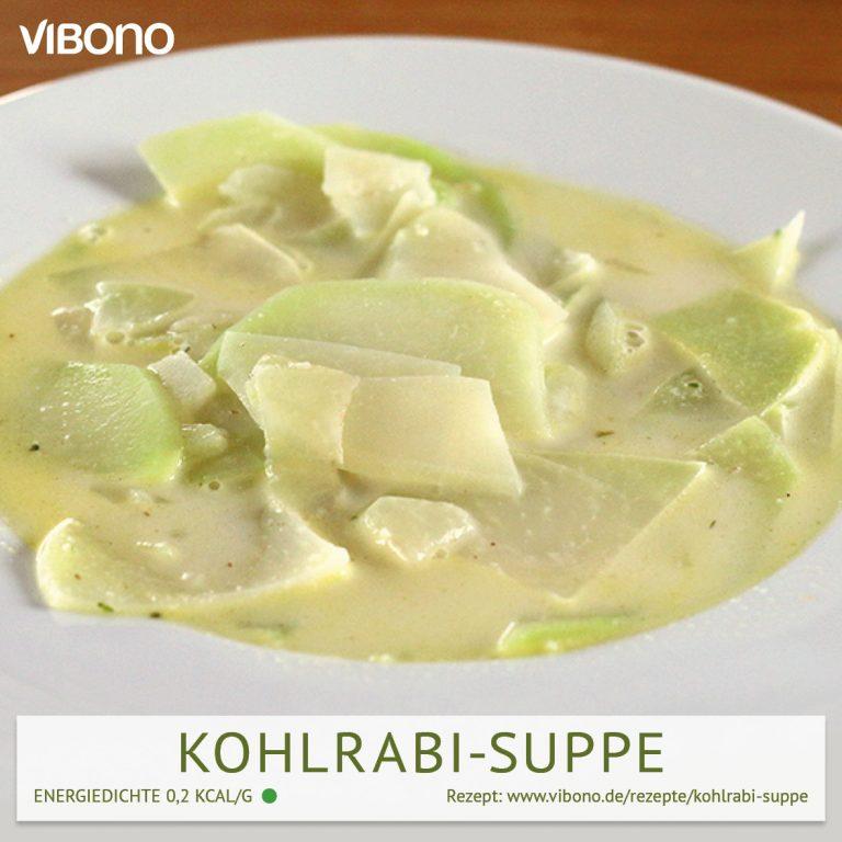 Kohlrabi-Suppe