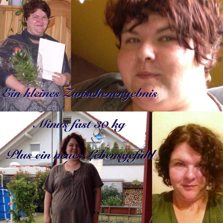 Minus 33 kg und ein neues Lebensgefühl