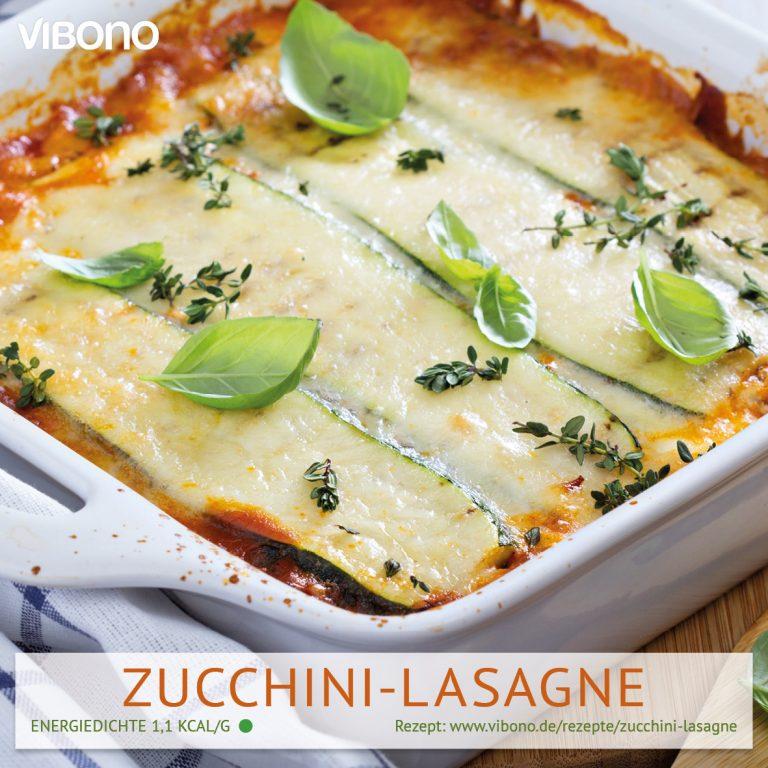 Zucchini-Lasagne