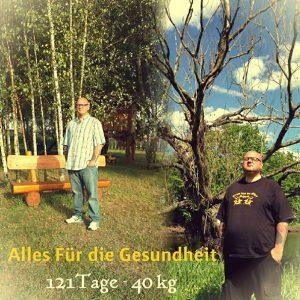 René Ostkind: Minus 40 kg und ein anderer Mensch!
