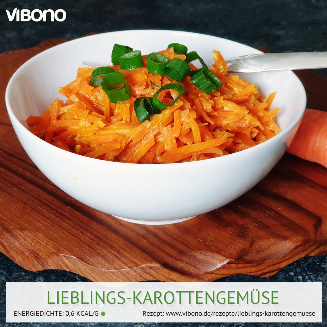 Lieblings-Karottengemüse