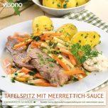 Tafelspitz mit Meerrettich-Sauce