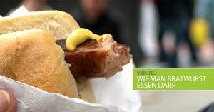 Weihnachtsmarkt-Bratwurst im Vibono Abnehm-Check