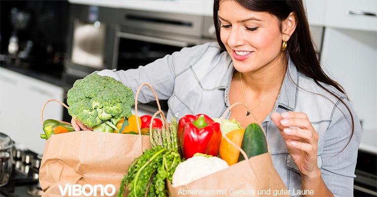 Eure Top 10 Lebensmittel zum Abnehmen