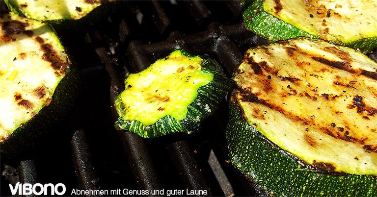 5 Tipps zum Grillen von Zucchini