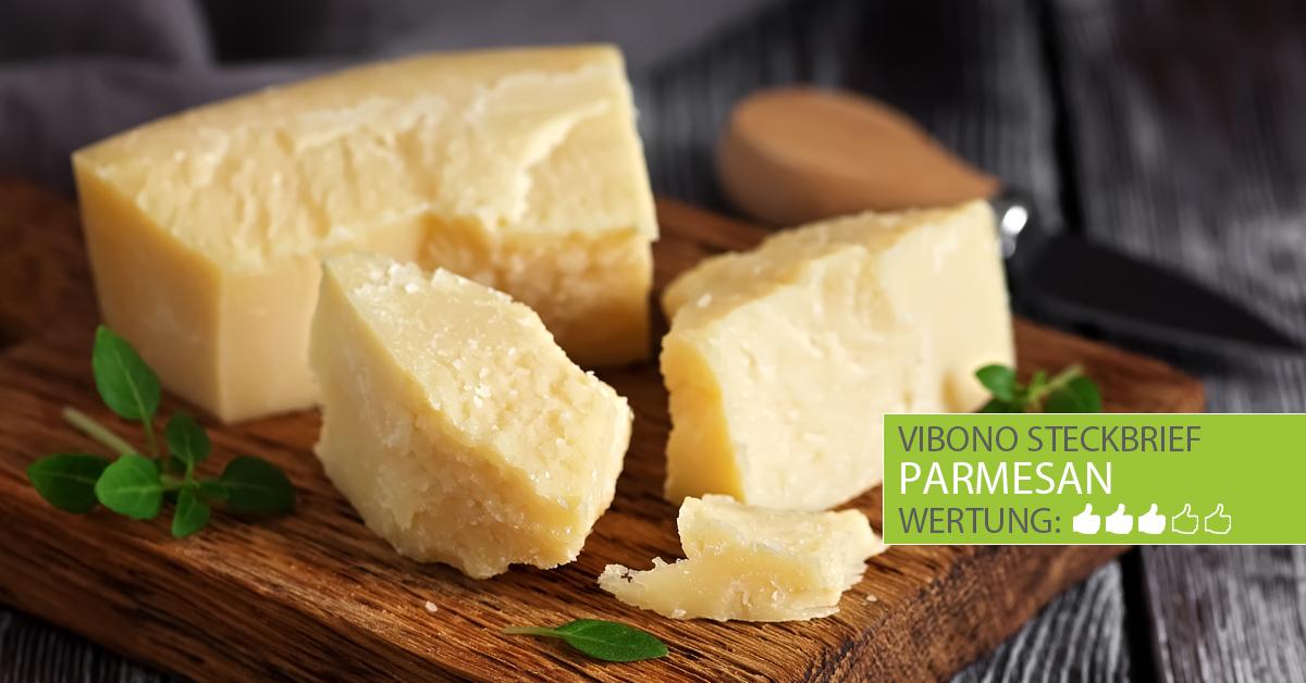 Parmesan-Steckbrief
