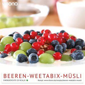 Beeren-Weetabix-Müsli