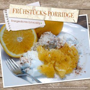 Frühstücks-Porridge