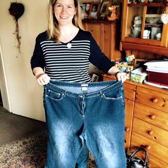 Minus 40 kg in 2 Jahren