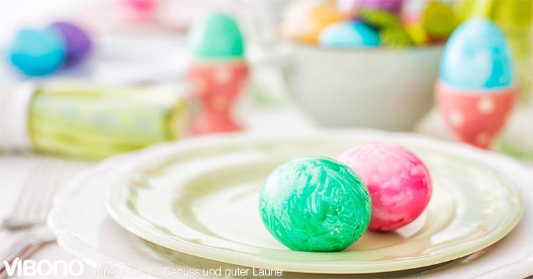 5 Tipps, wie man mit Ostereiern genussvoll abnimmt