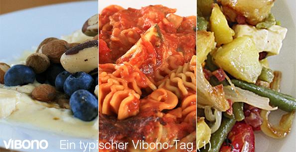 Ein typischer Vibono-Tag (1)