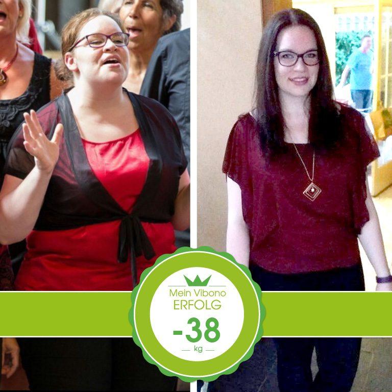 Ich hatte den Glauben an ein normales Gewicht fast verloren…