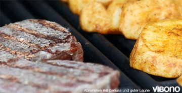 Lieber Fleisch oder Gemüse grillen?