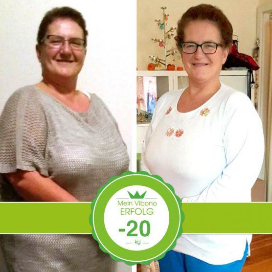 Mein Erfolg: -20 kg und keine Diabetes mehr