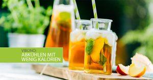 Kalorienbewusst abkühlen bei heißen Temperaturen