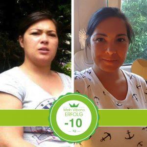 9 Monate Vibono und 10 kg weniger!
