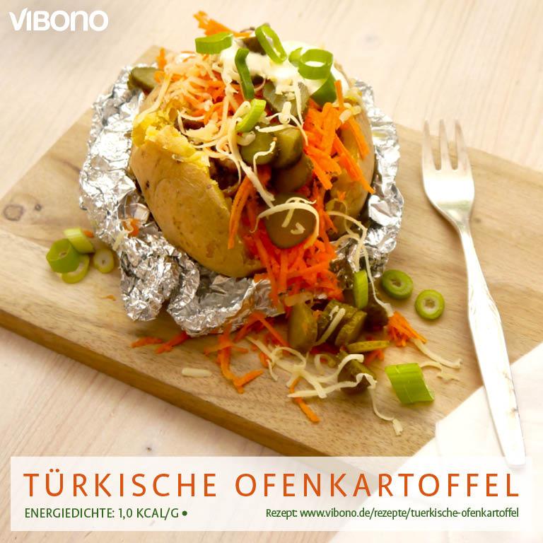 Türkische Ofenkartoffel