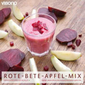 Rote-Bete-Apfel-Mix