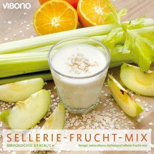 Sellerie-Frucht-Mix