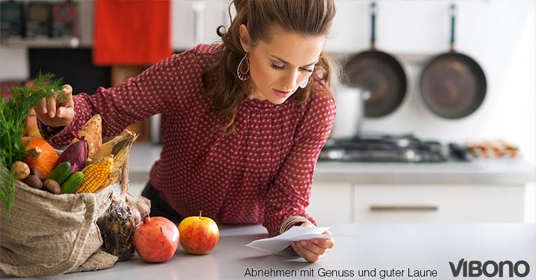 Der Weg zum Wunschgewicht führt durch die Küche