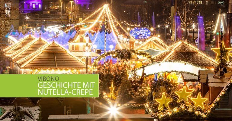 Die Weihnachtsmarkt-Fee