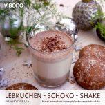 Lebkuchen-Schoko-Shake