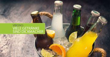 Wieso viele Getränke Dickmacher sind