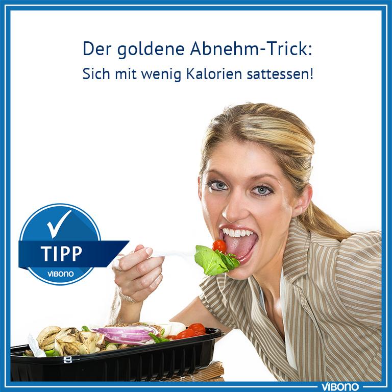 Der goldene Abnehm-Trick