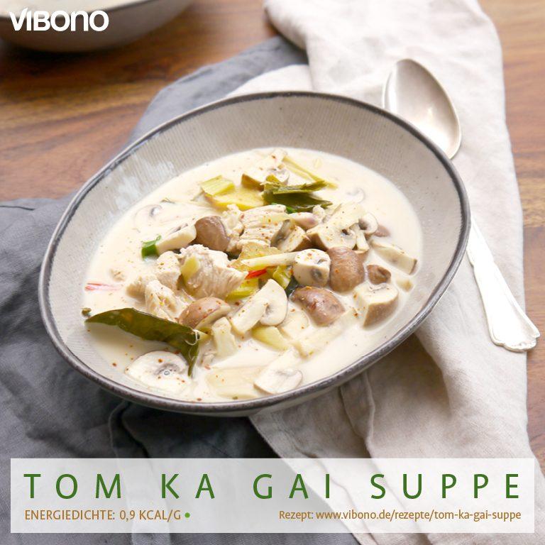 Tom Ka Gai Suppe