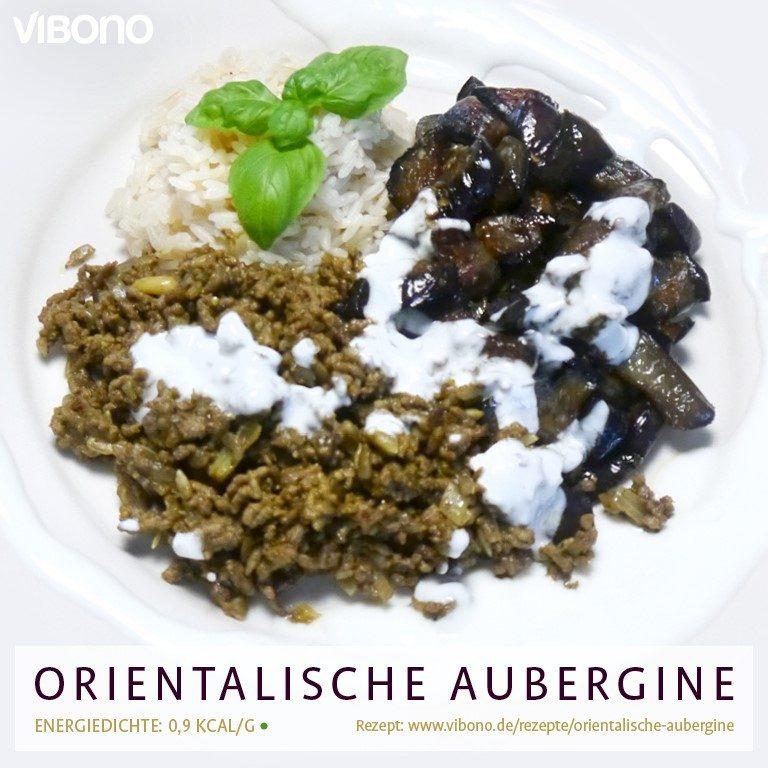 Orientalische Aubergine