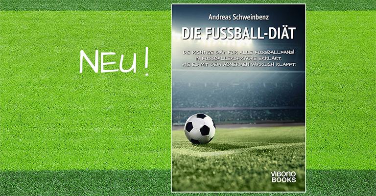 """Neues E-Book: """"Die Fußball-Diät"""""""