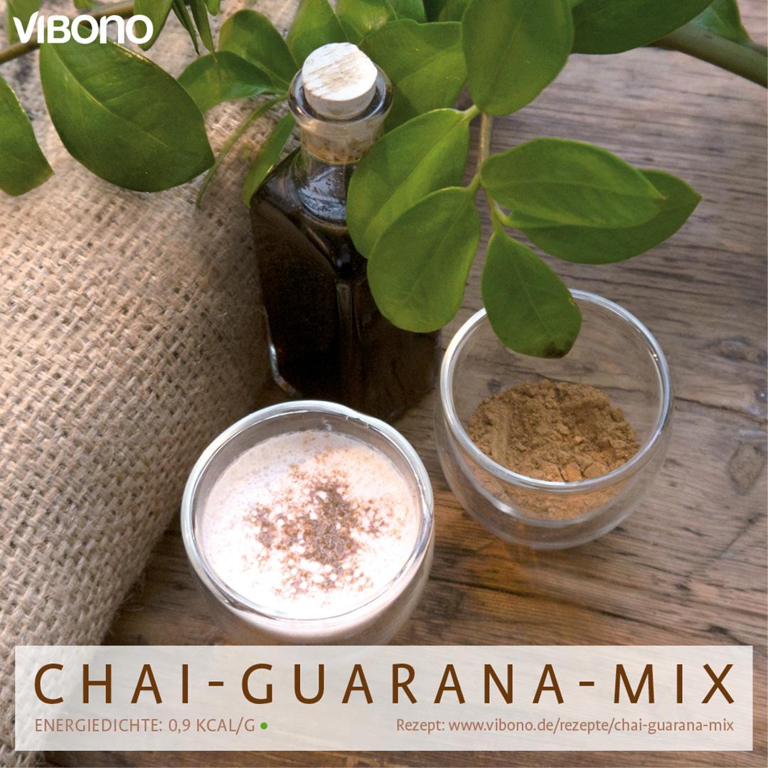 Chai-Guarana-Mix