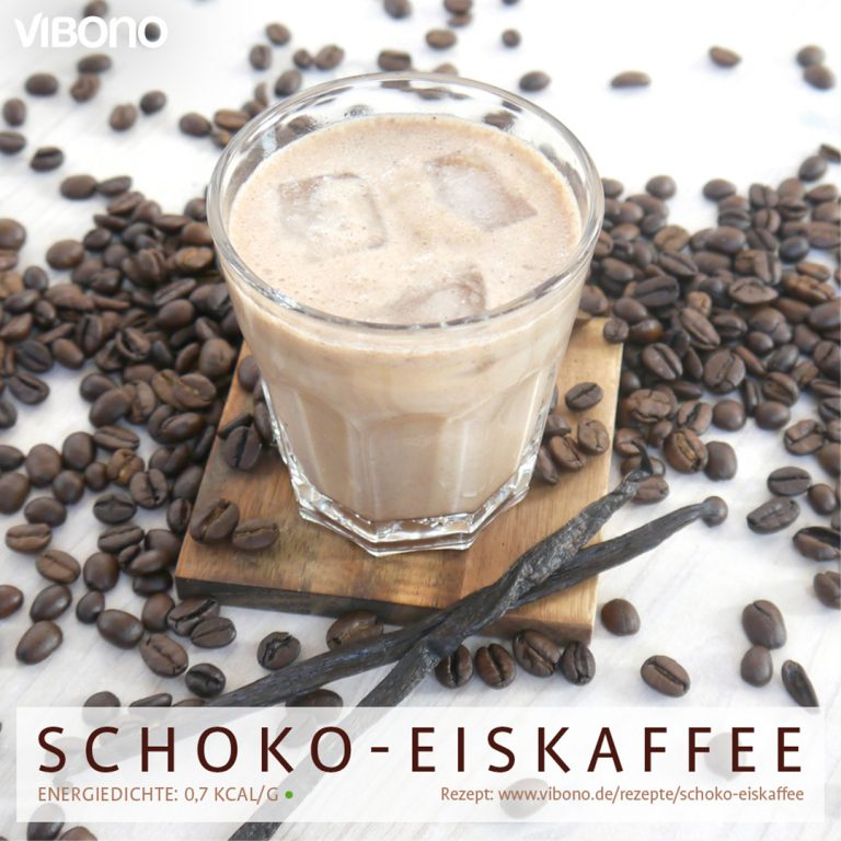 Schoko-Eiskaffee