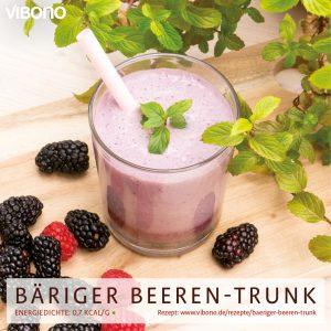 Bäriger Beeren-Trunk