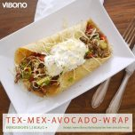 Tex-Mex-Avocado-Wrap