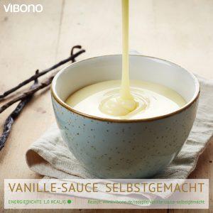 Vanille-Sauce selbstgemacht