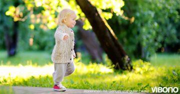 Abnehmen ist wie laufen lernen