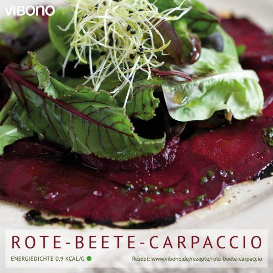 Rote-Beete-Carpaccio