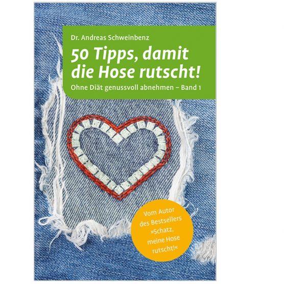 """Buch """"50 Tipps, damit die Hose rutscht!"""""""