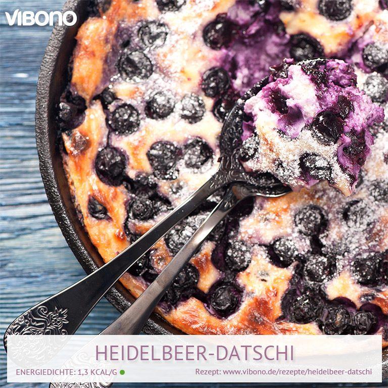 Heidelbeer-Datschi