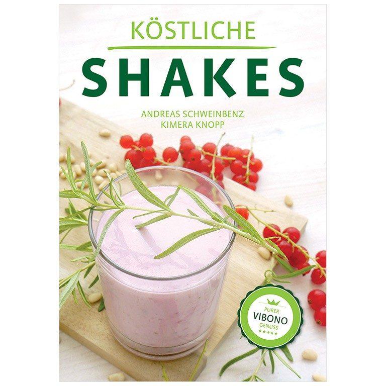 """Buch """"Köstliche Shakes"""""""